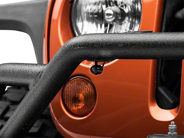 Insane Audio Universal Camera (87-19 Jeep Wrangler YJ, TJ, JK & JL)