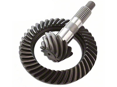 EXCEL from Richmond Dana 30 Front Ring Gear and Pinion Kit - 3.73 Gears (97-06 Wrangler TJ)
