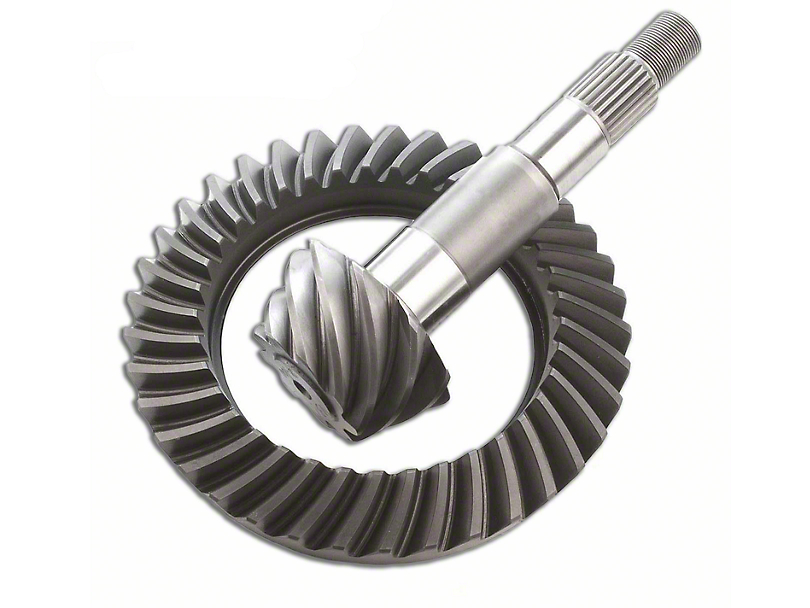 EXCEL from Richmond Dana 35 Rear Axle Ring Gear and Pinion Kit - 4.88 Gears (87-06 Jeep Wrangler YJ & TJ)