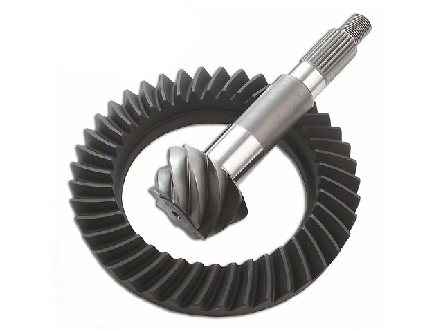 EXCEL from Richmond Dana 44 Rear Axle Ring Gear and Pinion Kit - 3.54 Gears (87-06 Jeep Wrangler YJ & TJ, Excluding Rubicon)