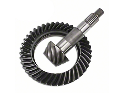 EXCEL from Richmond Dana 44 Rear Ring Gear and Pinion Kit - 4.56 Gears (07-18 Wrangler JK)