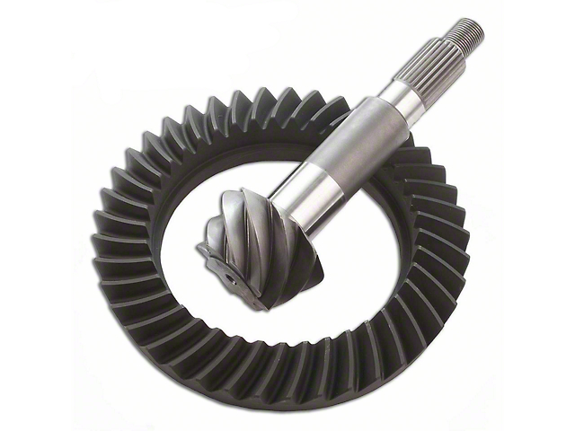 EXCEL from Richmond Dana 44 Rear Axle Ring Gear and Pinion Kit - 4.89 Gears (87-06 Jeep Wrangler YJ & TJ, Excluding Rubicon)