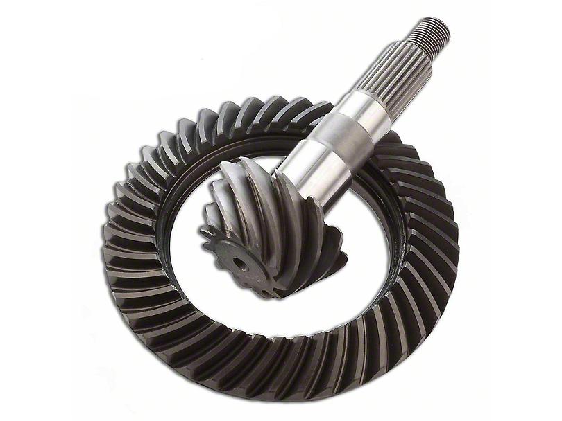 Motive Gear Dana 30 Front Axle Ring and Pinion Gear Kit; 4.10 Gear Ratio (97-06 Jeep Wrangler TJ)
