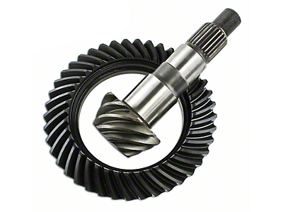 Motive Dana 30 Front Ring Gear and Pinion Kit - 4.11 Gears (07-18 Jeep Wrangler JK)