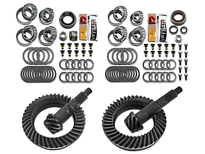 Motive Dana 44F/44R Complete Ring Gear and Pinion Kit - 5.38 Gears (07-18 Wrangler JK Rubicon)