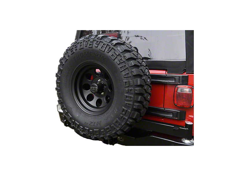 ARB Rear Tire Carrier (87-18 Jeep Wrangler YJ, TJ & JK)