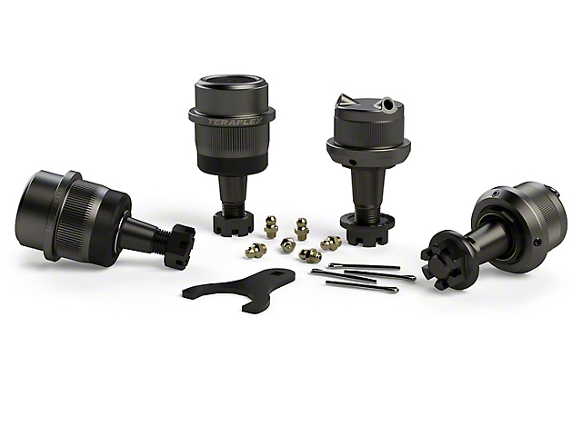 Teraflex Dana 30/44 Premium Series Ball Joints (87-06 Jeep Wrangler YJ & TJ)