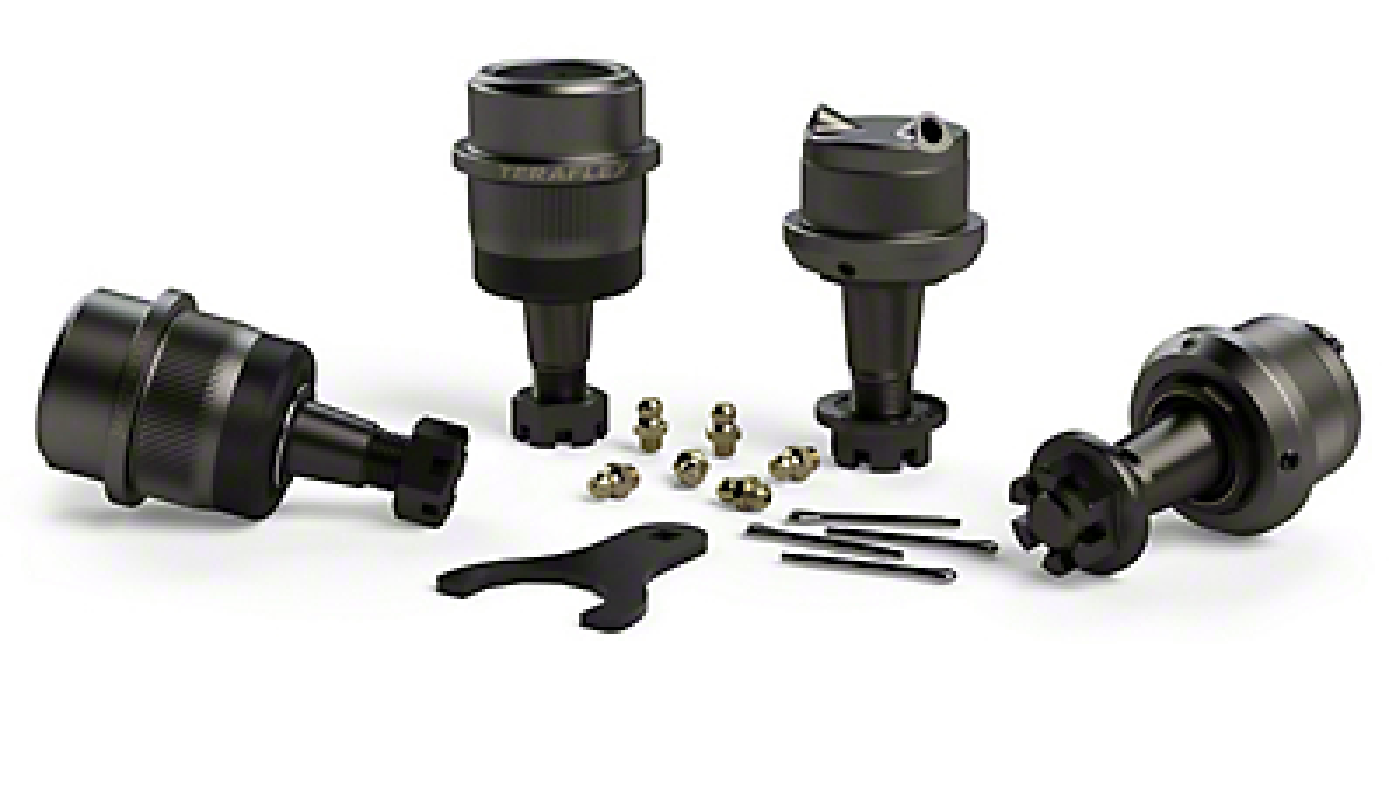 Teraflex Dana 30/44 Premium Series Ball Joints (87-06 Jeep Wrangler YJ & TJ)