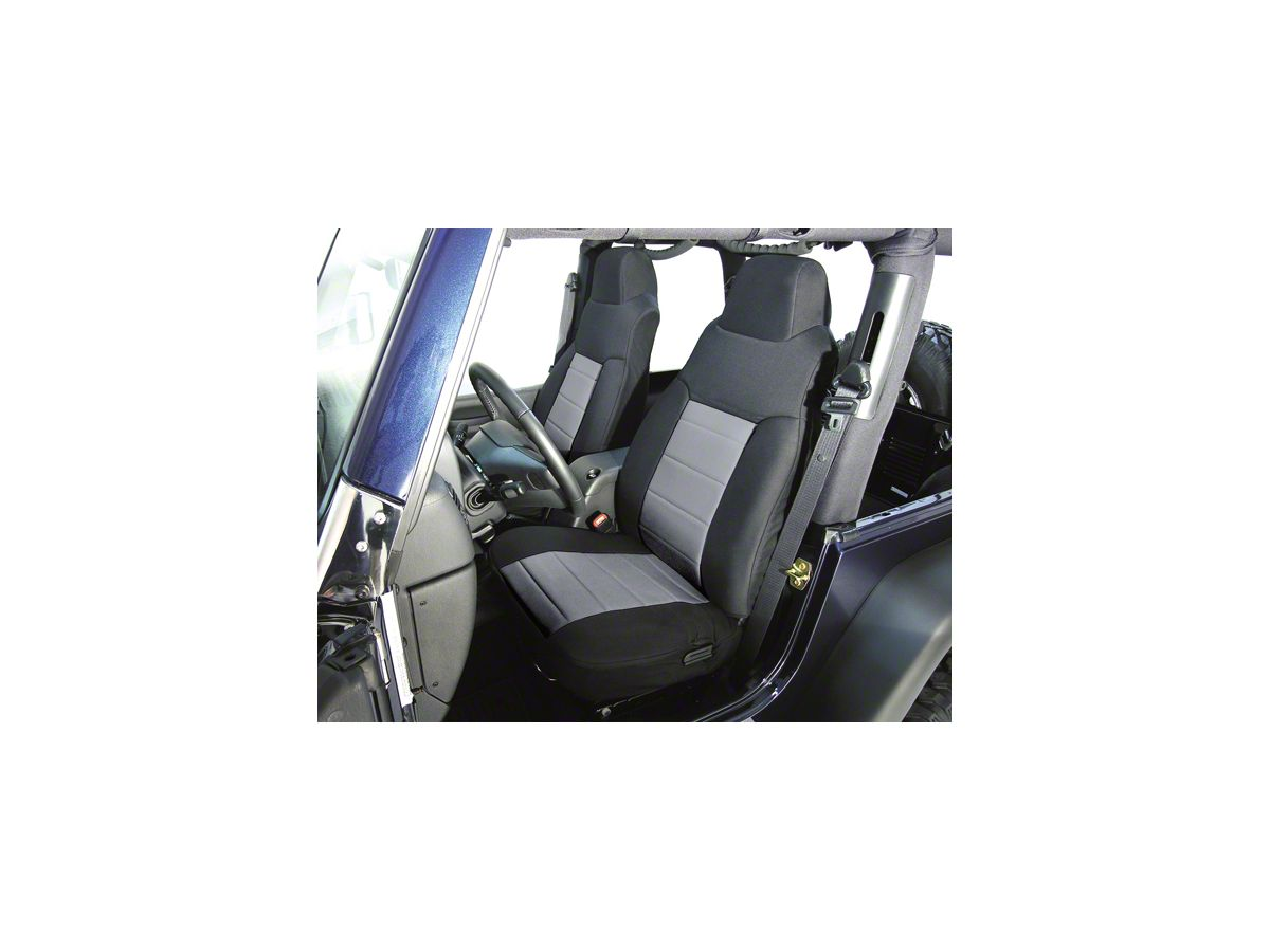 Stupendous Suspension Steering Rough Country Black Neoprene Seat Dailytribune Chair Design For Home Dailytribuneorg