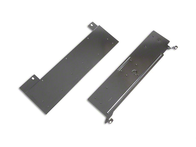 Black Forest Gear Cargo Base Plate (11-18 Jeep Wrangler JK 2 Door)