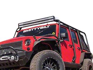 Smittybilt XRC Exoskeleton (07-18 Wrangler JK 2 Door)