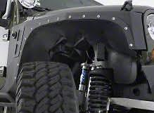 Smittybilt Gen 2 XRC Rear Fender Flares (07-18 Wrangler JK 4 Door)