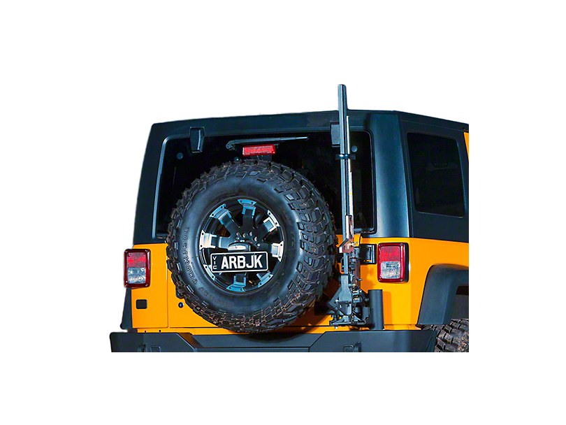 ARB Rear Tire Carrier (97-06 Jeep Wrangler TJ)