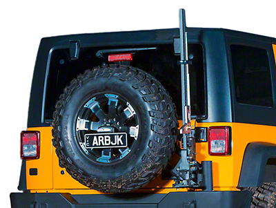 ARB Rear Tire Carrier (97-06 Wrangler TJ)