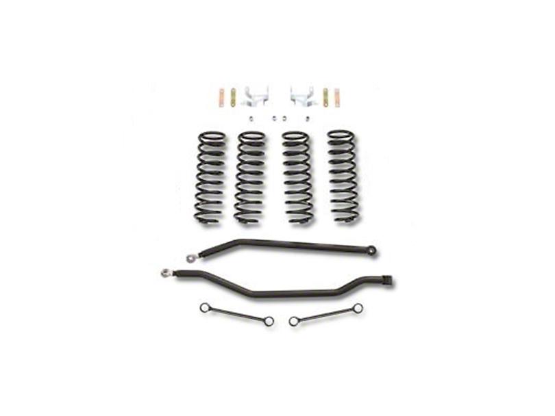 Pro Comp Suspension 3.25-Inch Suspension Lift Kit (07-18 Jeep Wrangler JK 2 Door)
