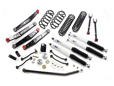 Pro Comp 4 in. Short Arm Lift Kit w/ ES9000 Shocks (07-18 Wrangler JK)