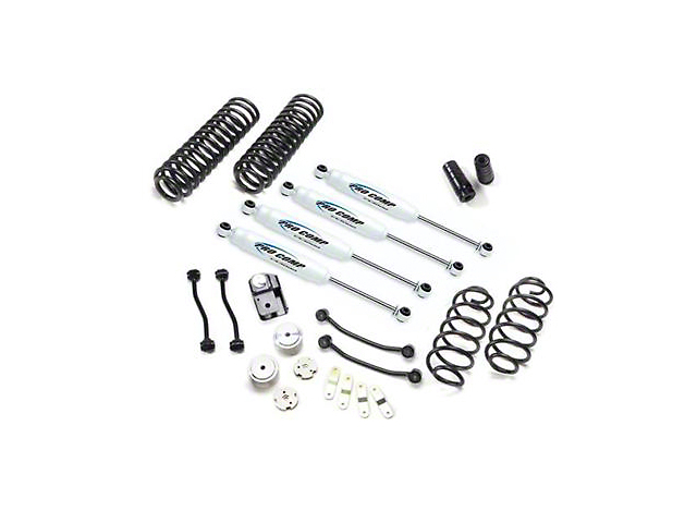 Pro Comp Suspension Jeep Wrangler 4 in. Stage I Lift Kit w