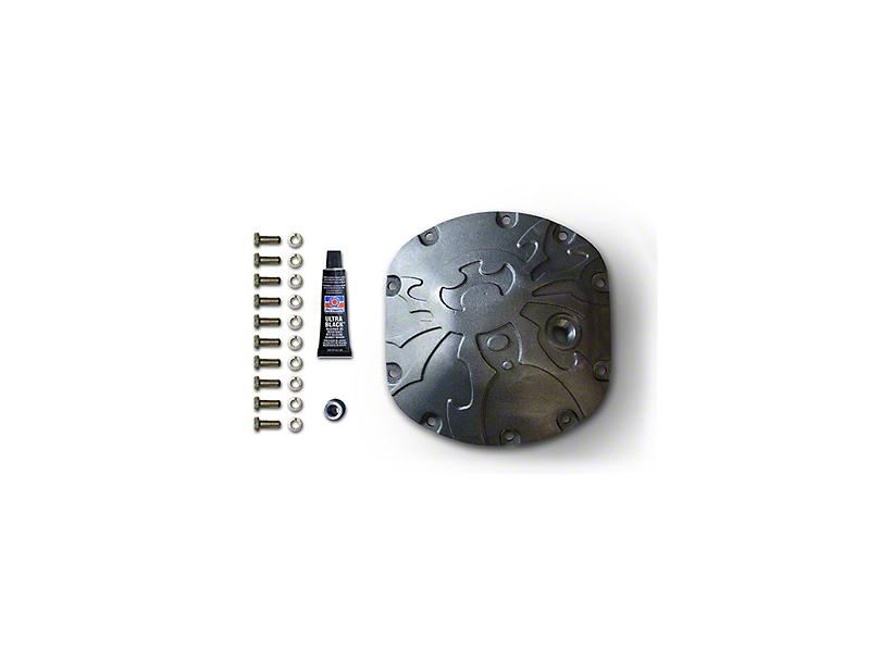 Poison Spyder Dana 30 Bombshell Differential Cover (97-18 Jeep Wrangler TJ & JK)