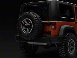 Poison Spyder LED License Plate & 3rd Brake Light (87-19 Jeep Wrangler YJ, TJ, JK & JL)