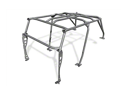 Poison Spyder Welded Lazer-Fit Full Cage (04-06 Jeep Wrangler TJ Unlimited)