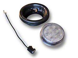 Poison Spyder 2.50-Inch LED Back-Up Light; Clear