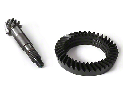 Alloy USA Dana 30 Front Ring Gear and Pinion Kit - 4.88 Reverse Gears (87-95 Jeep Wrangler YJ)