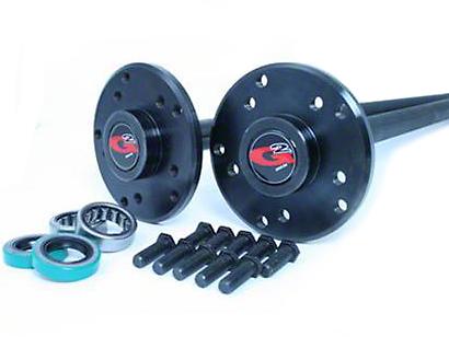 G2 35 Spline Dana 44 Rear Axle Kit for Disc Brakes (03-06 Jeep Wrangler TJ Rubicon)