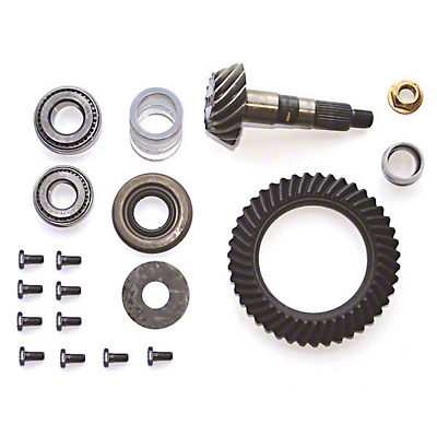 Omix-ADA Dana 30 Front Ring Gear and Pinion Kit - 3.07 Gears (97-06 Jeep Wrangler TJ)
