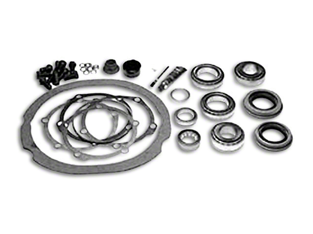 G2 Axle and Gear Dana 44 Front Bearing Install Kit for ARB Air Locker (07-18 Jeep Wrangler JK Rubicon)