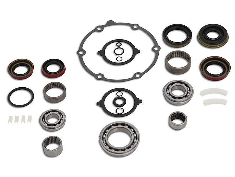 G2 Axle and Gear NP231 Transfer Case Bearing & Seal Kit (94-06 Jeep Wrangler YJ & TJ)