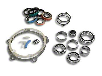 G2 NP241 Transfer Case Bearing & Seal Kit (07-18 Wrangler JK)
