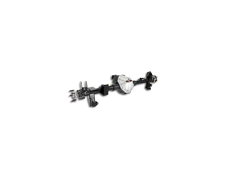 G2 Axle and Gear RockJock Dana 60 Rear Axle Assembly w/ Set 80 Wheel Bearings & ARB Air Locker - 5.13 (07-18 Jeep Wrangler JK)