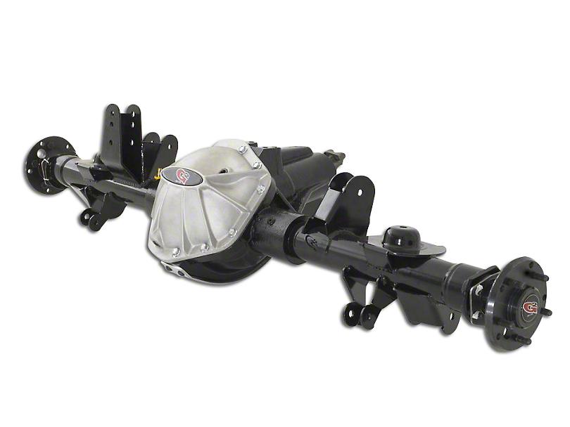 G2 Axle and Gear RockJock Dana 60 Rear Axle Assembly w/ Set 80 Wheel Bearings & Detroit True Trac - 4.88 (07-18 Jeep Wrangler JK)