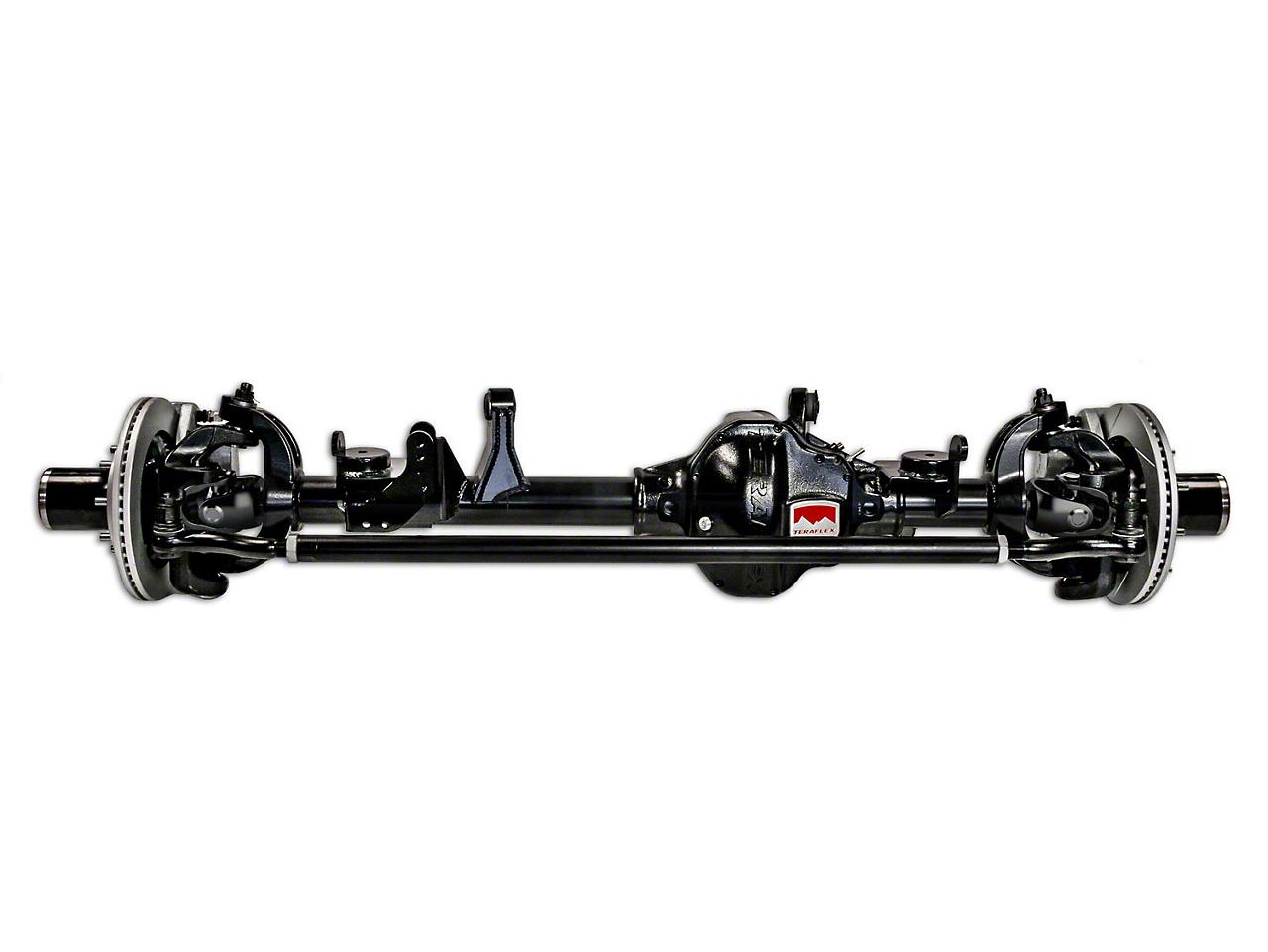 Teraflex Front Tera60 Axle w/ Locking Hubs & 4.88 Gears (97-06 Wrangler TJ)