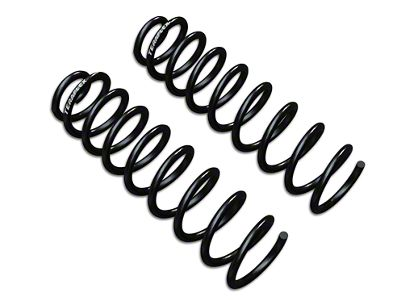 jeep tj coil springs accessories 1997 2006 wranglers extremeterrain Jeep Wrangler TJ Lift Kits front lift coil springs 97 06 jeep wrangler tj 216 59