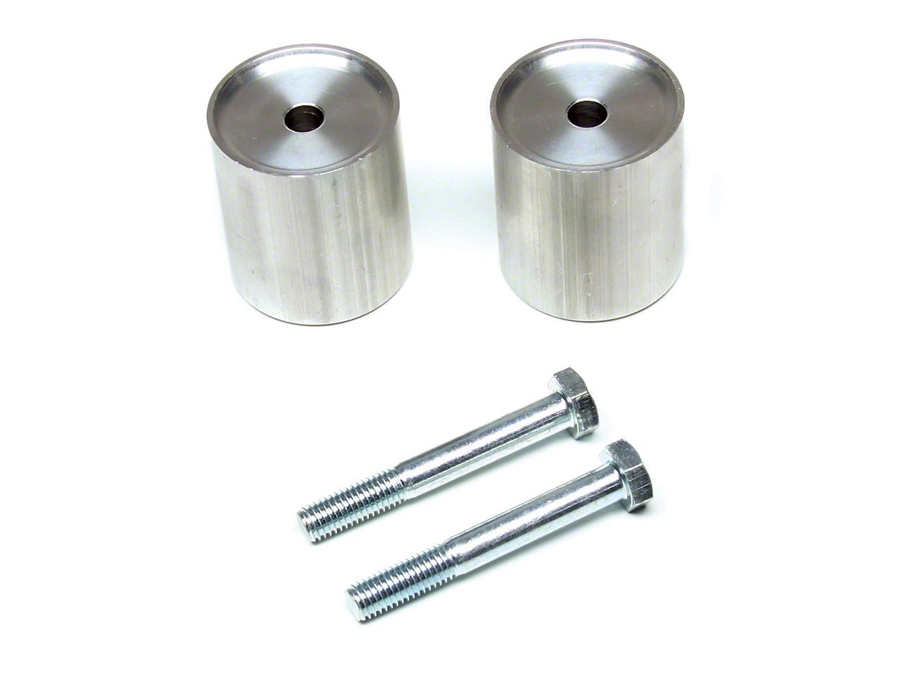 Teraflex 2.25 in. Front & Rear Upper Bumpstop Kit (97-06 Wrangler TJ)