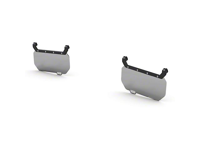Teraflex Axis Front Vanity Mirrors (07-18 Jeep Wrangler JK)