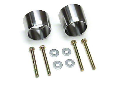 Teraflex Exhaust Spacer Kit for 2.5+ in. Lift (12-18 Wrangler JK)