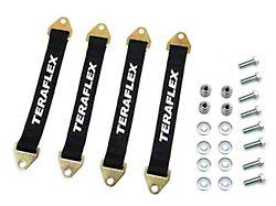 Teraflex Front & Rear Limit Strap Kit for 3-4 in. Lift (07-18 Jeep Wrangler JK)