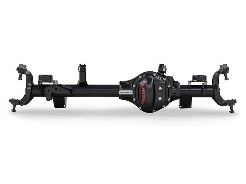 Teraflex Front Tera44 Axle Housing w/ 4.88 Gears & OEM Locker for 0-3 in. Lift (07-18 Jeep Wrangler JK Rubicon)