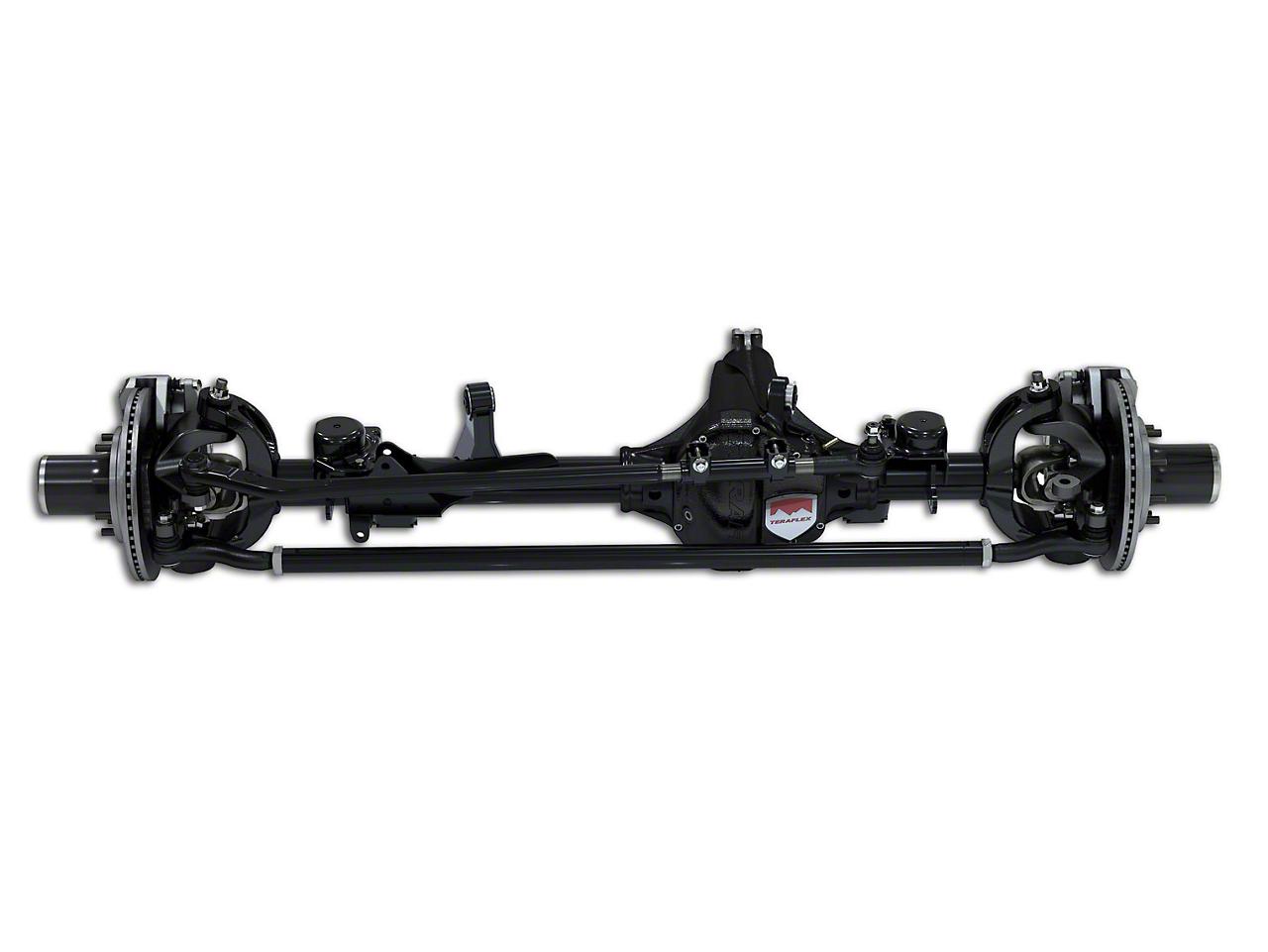 Teraflex Front Tera60 Axle w/ Locking Hubs & 4.88 Gears (07-18 Wrangler JK)