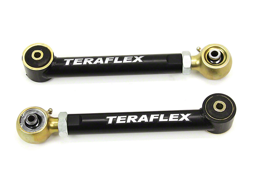 Teraflex Lower FlexArm Kit - Pair (97-06 Jeep Wrangler TJ)