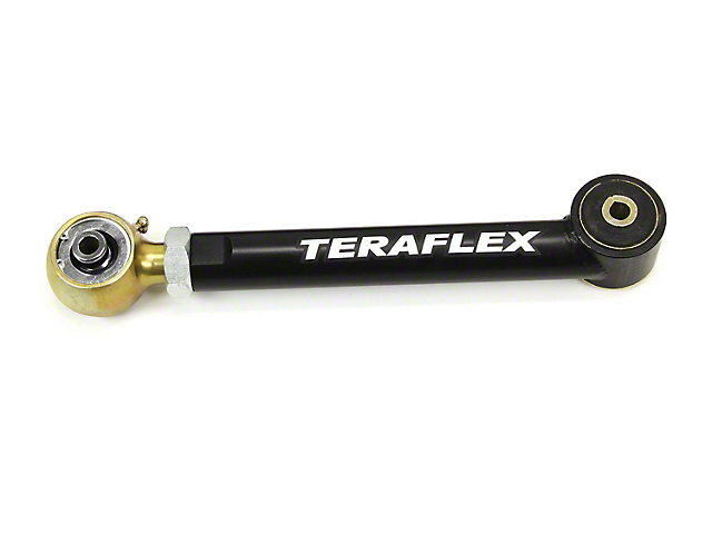 Teraflex Lower FlexArm Kit; Single (97-06 Jeep Wrangler TJ)