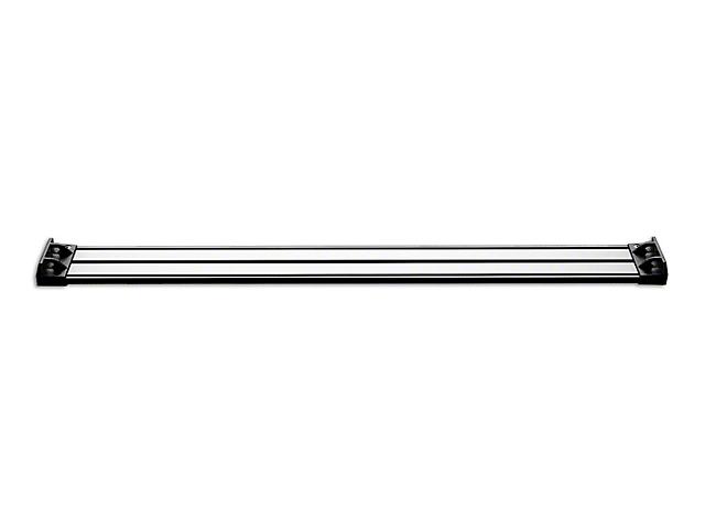 Teraflex Nebo Roof Rack Cargo Slat; Silver (07-18 Jeep Wrangler JK)