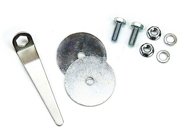 Teraflex Rear Lower Coil Spring Retainer Kit (07-18 Jeep Wrangler JK)