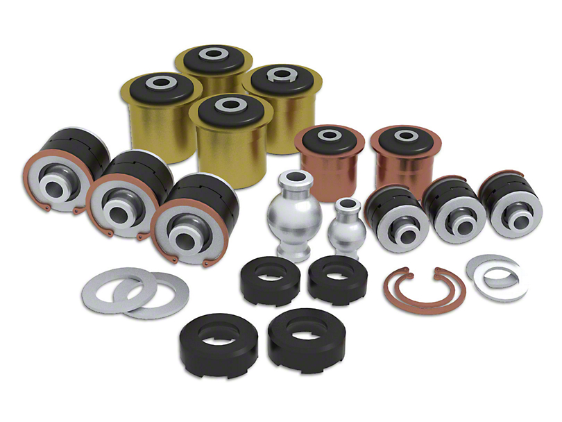 Teraflex Short FlexArm Joint Rebuild Kit - 8 Arms (97-06 Jeep Wrangler TJ)