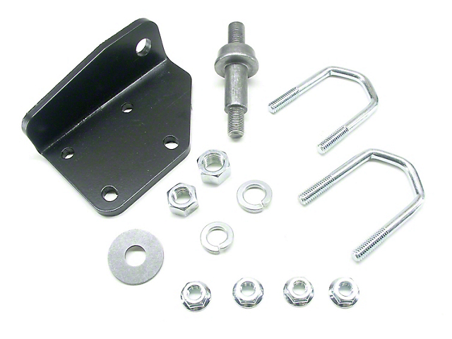 Teraflex Steering Stabilizer Mounting Bracket Kit (97-06 Jeep Wrangler TJ)