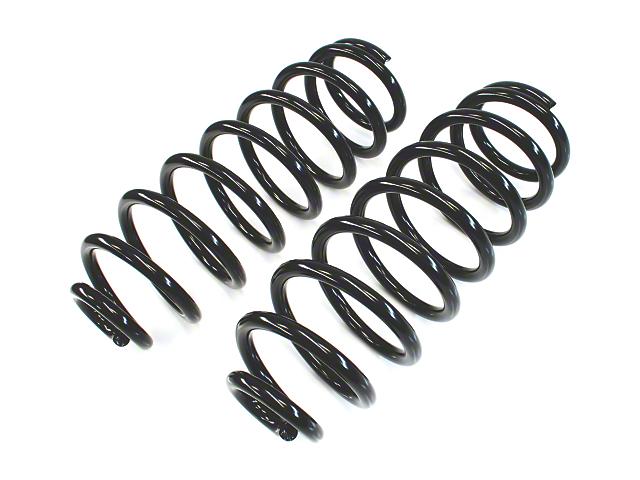 Teraflex 1.50-Inch Rear Lift Coil Springs (07-18 Jeep Wrangler JK)