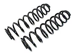 Teraflex 3 in. Outback Front Lift Coil Springs (07-18 Jeep Wrangler JK 4 Door)
