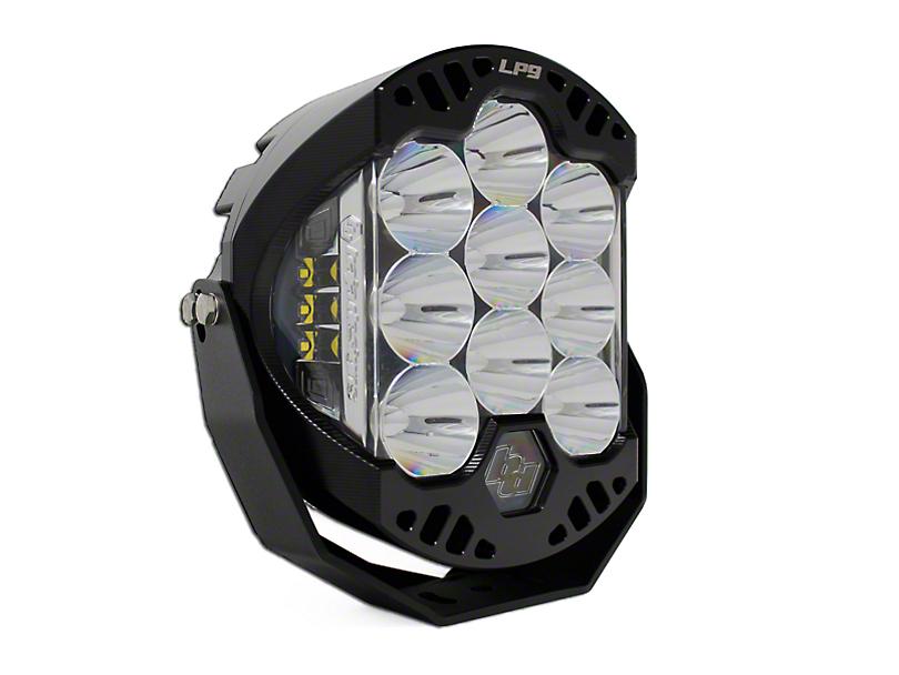 Baja Designs 8 in. LP9 Round LED Light - Spot Beam